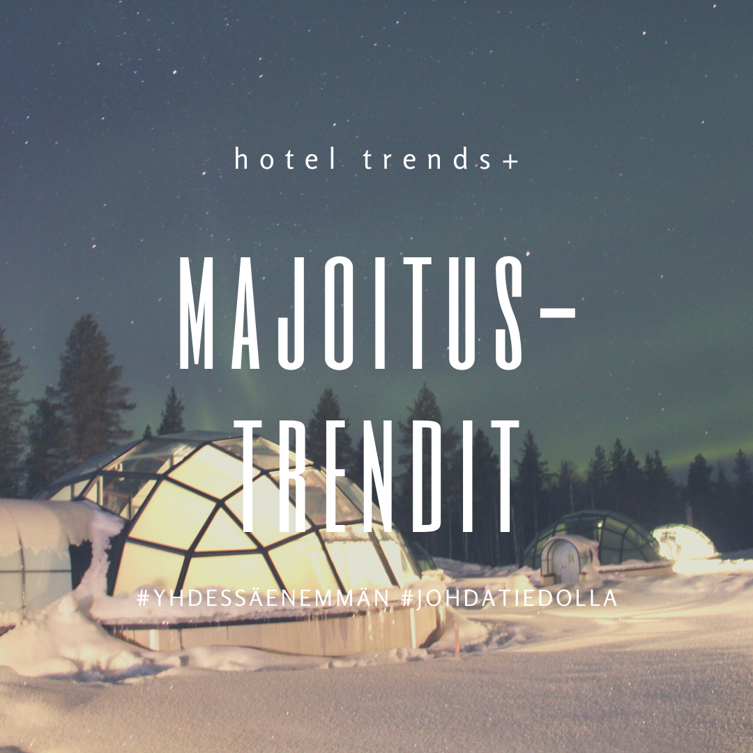 Benchmarking Alliance Hotel Trends majoitustrendit