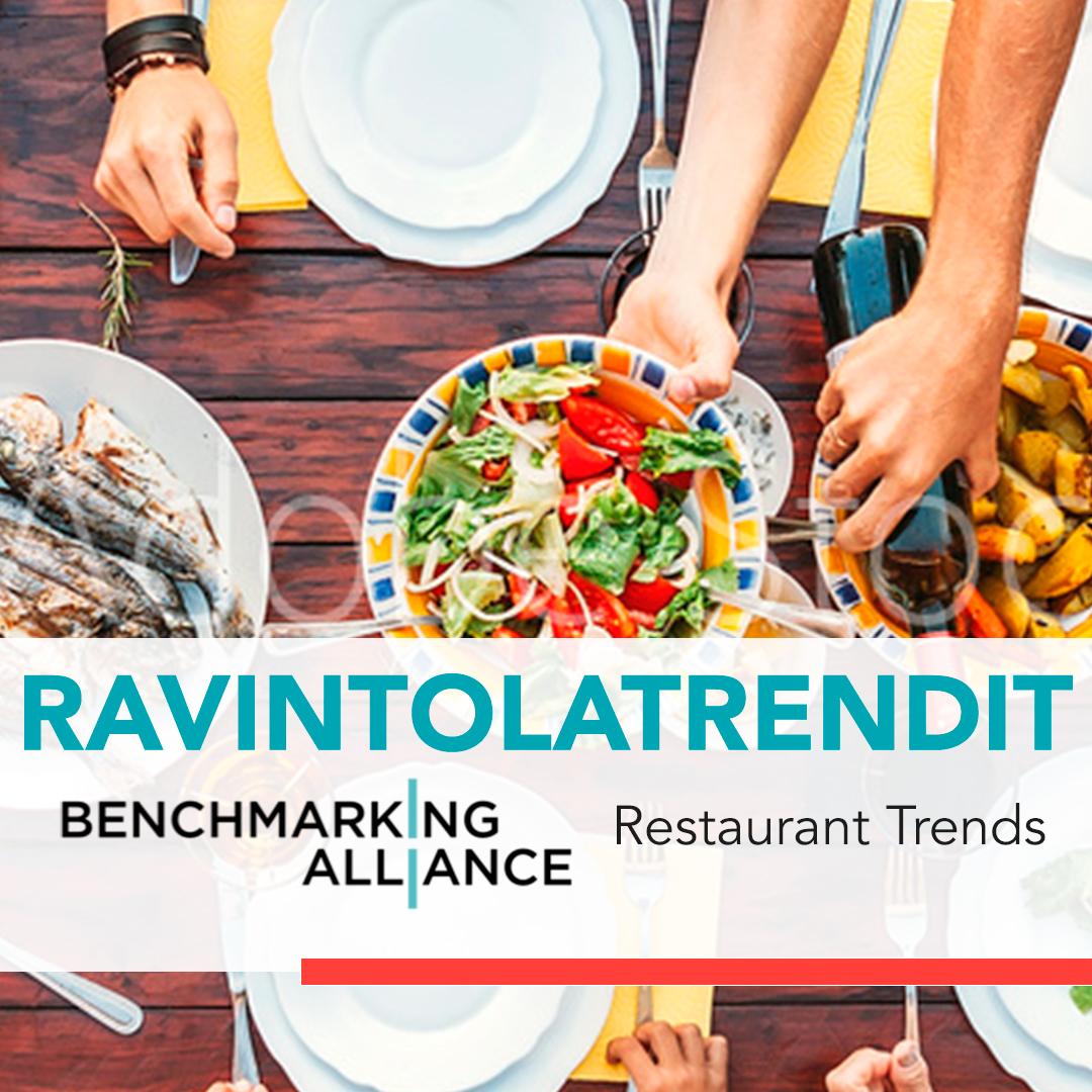 Benchmarking Alliance Ravintolatrendit